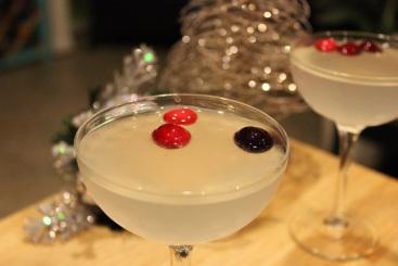 White Cranberry Martini 4