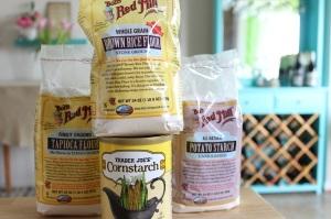 Gluten Free Flour Ingredients