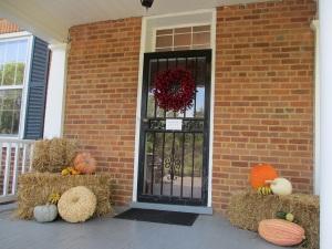 Valerie Hill Front Door
