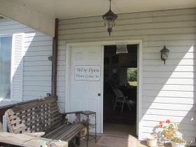 Hartwood Winery Entrance