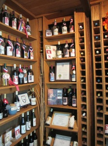 Hartwood Winery Wine Library 2
